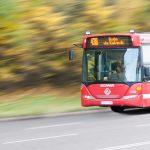 Håll live-koll på var Dalarö-bussen 839 och 869 befinner sig någonstans