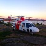 Dalarö Helikopterplatta